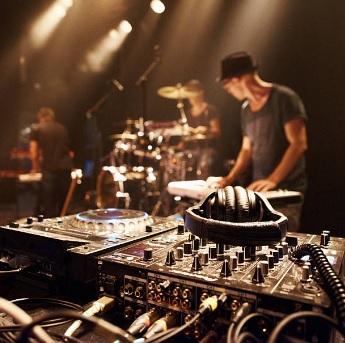 record-studio